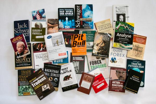 Rezessionen Trading-Bücher